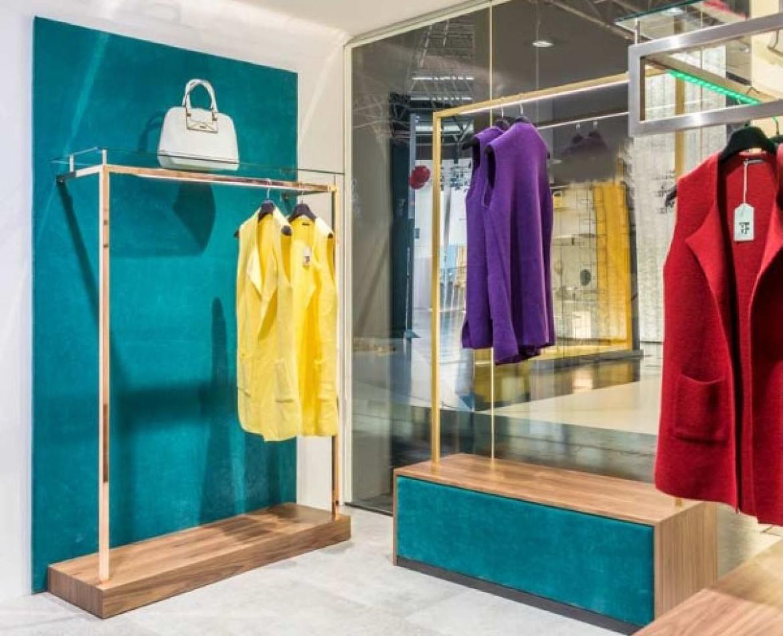 Progettazione e arredamento negozi - Visualshop Padova