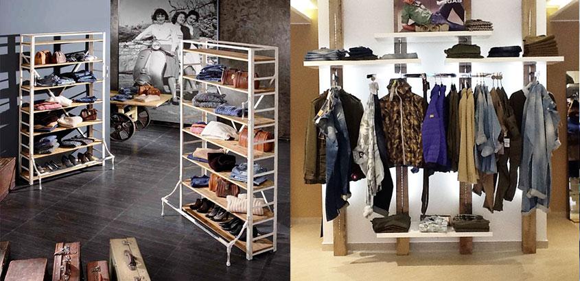Arredamento negozi 18 visual shop italia for Arredamento shop